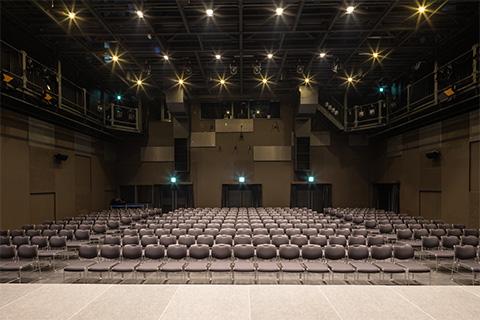 クール ジャパン パーク ww ホール